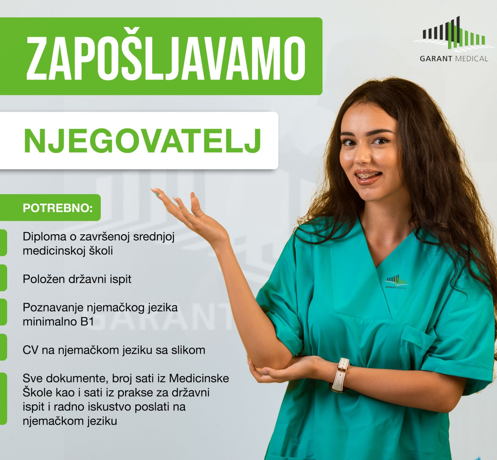 Garant Medical hat eine neue integrative Webplattform gestartet