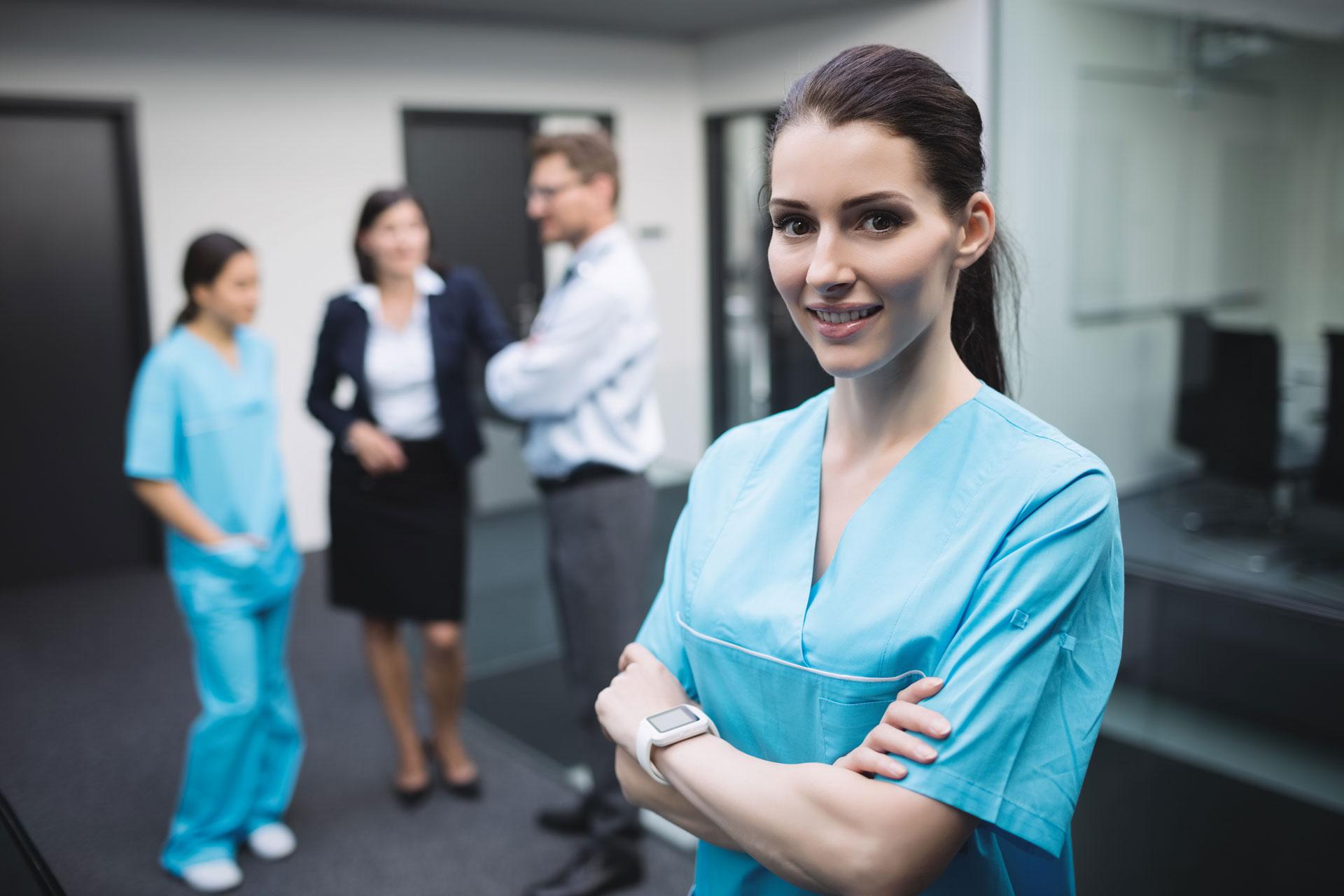 Gerijatrijska sestra – ambulantna skrb (m / ž / d)